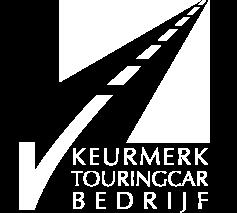 Keurmerk Touringcar bedrijf