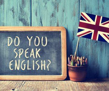 Engels taalkamp