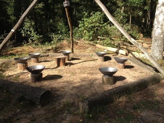 Bushcraft survivalkamp (4)