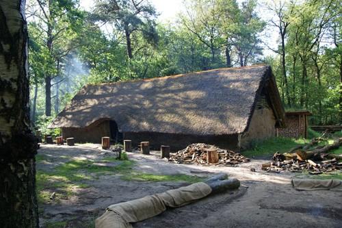 Bushcraft survivalkamp (9)
