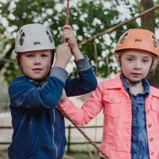 outdoor kids camp