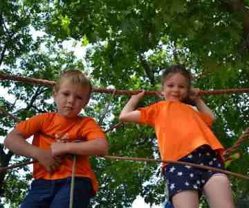 Outdoor kids kinderkamp 4 dagen