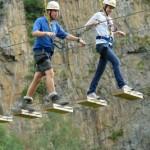 jongerenkampen Ardennen survival