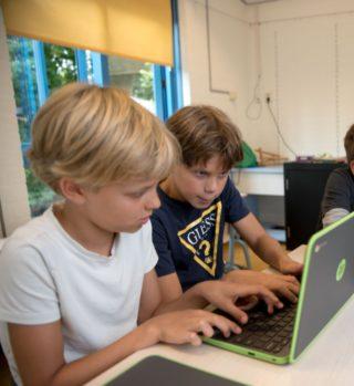 programmeren zomerkamp